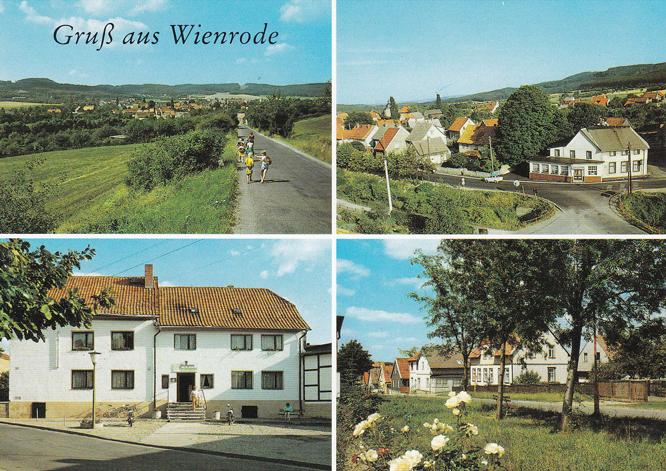 Postkarte-Wienrode-80ziger-Jahre