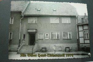 Die Dorfschänke März 1974